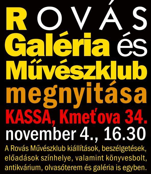 Rovás csoport banner